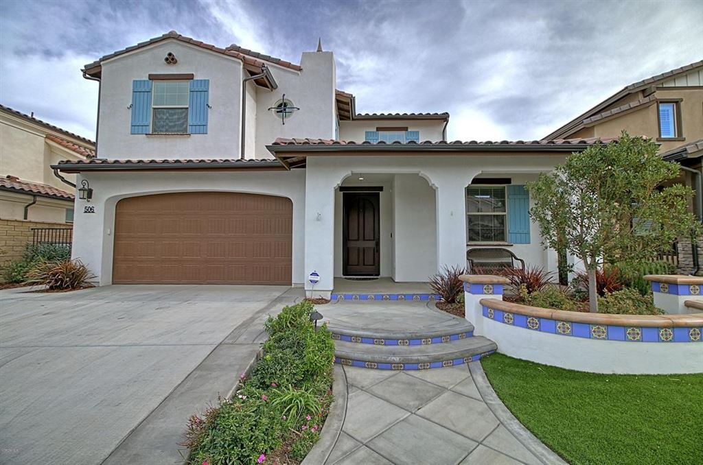 Photo for 506 BLOOMFIELD Place, Camarillo, CA 93012 (MLS # 218000589)