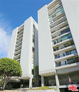 Photo of 1100 ALTA LOMA Road #604, West Hollywood, CA 90069 (MLS # 18386592)