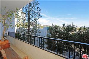 Tiny photo for 1100 ALTA LOMA Road #604, West Hollywood, CA 90069 (MLS # 18386592)