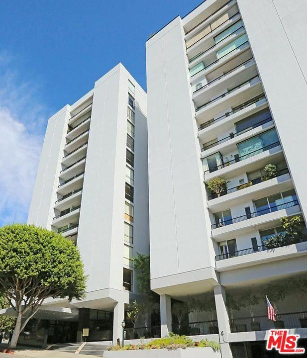 Photo for 1100 ALTA LOMA Road #604, West Hollywood, CA 90069 (MLS # 18386592)