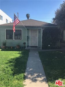 Photo of 700 WOODLAWN Avenue, Venice, CA 90291 (MLS # 18315594)