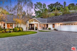 Photo of 24976 KIT CARSON Road, Hidden Hills, CA 91302 (MLS # 19428594)