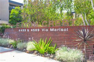 Photo of 4499 VIA MARISOL #337, Los Angeles , CA 90042 (MLS # 818004594)