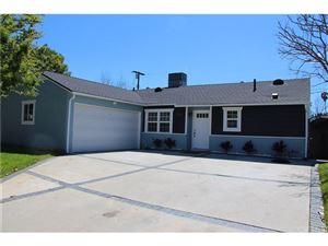 Photo of 17824 HEMMINGWAY Street, Reseda, CA 91335 (MLS # SR18120595)