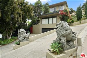 Photo of 2175 PONET Drive, Los Angeles , CA 90068 (MLS # 19457596)