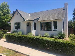 Photo of 533 North MILL Street, Santa Paula, CA 93060 (MLS # 219005596)