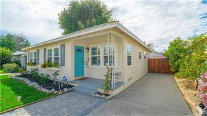 Photo of 16416 HAMLIN Street, Lake Balboa, CA 91406 (MLS # SR19073596)