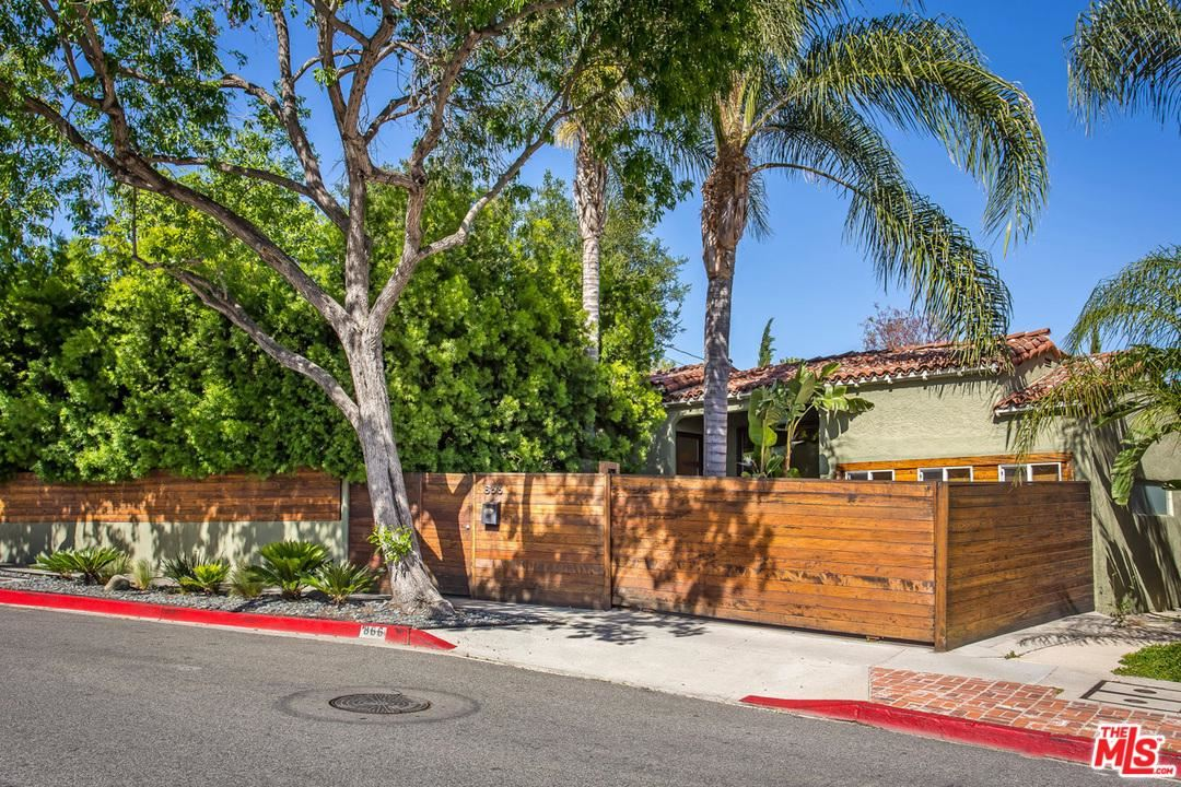 Photo of 866 WESTBOURNE Drive, West Hollywood, CA 90069 (MLS # 20541596)