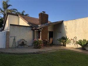 Photo of 1631 HILL Street, Oxnard, CA 93035 (MLS # 218005597)