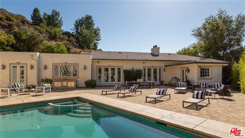 Photo of 9775 PEAVINE Drive, Beverly Hills, CA 90210 (MLS # 19525598)