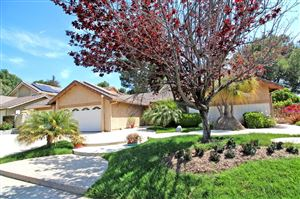 Photo of 651 GLENCLIFF Circle, Thousand Oaks, CA 91360 (MLS # 219005598)