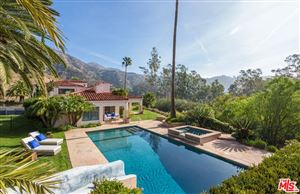 Photo of 23287 PALM CANYON Lane, Malibu, CA 90265 (MLS # 18303600)
