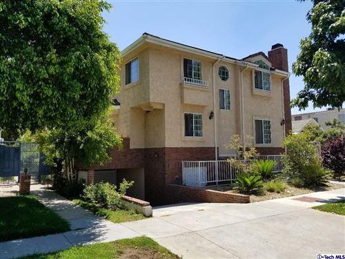 Photo of 318 North KENWOOD Street #101, Glendale, CA 91206 (MLS # 319004600)