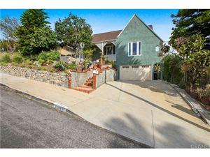 Photo of 1555 WALDRAN Avenue, Eagle Rock, CA 90041 (MLS # SR19064601)