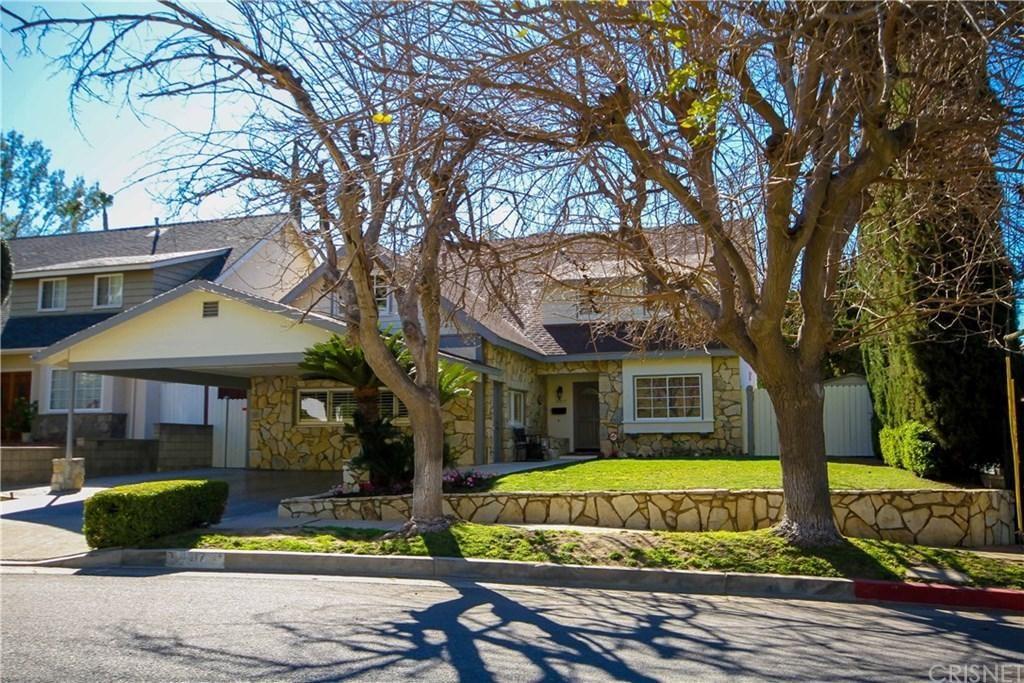 Photo for 4317 CANOGA Drive, Woodland Hills, CA 91364 (MLS # SR20023601)