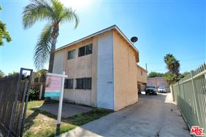 Photo of 2728 EXPOSITION Place, Los Angeles , CA 90018 (MLS # 19511602)