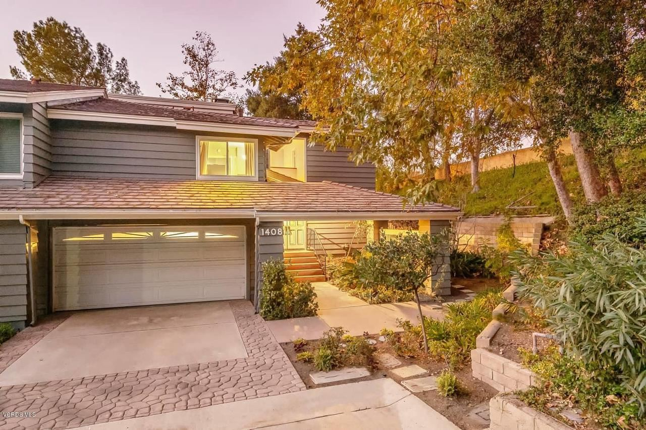 1408 North VIEW Drive, Westlake Village, CA 91362 - #: 220000602