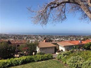 Photo of 2155 SUNSET Drive, Ventura, CA 93001 (MLS # 218005603)