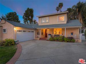 Photo of 4906 ALONZO Avenue, Encino, CA 91316 (MLS # 18335604)