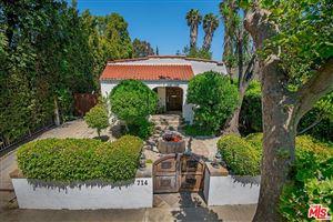 Photo of 714 North LAS PALMAS Avenue, Los Angeles , CA 90038 (MLS # 18356604)