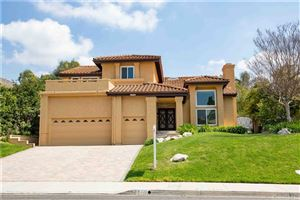 Photo of 2774 RIKKARD Drive, Thousand Oaks, CA 91362 (MLS # SR19255604)