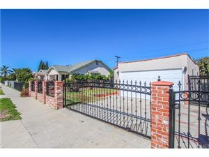 Photo of 1427 WEST 66TH, Los Angeles , CA 90047 (MLS # SR19039605)