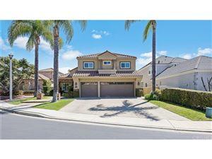 Photo of 4 SPRINGSIDE, Rancho Santa Margarita, CA 92679 (MLS # SR18102607)