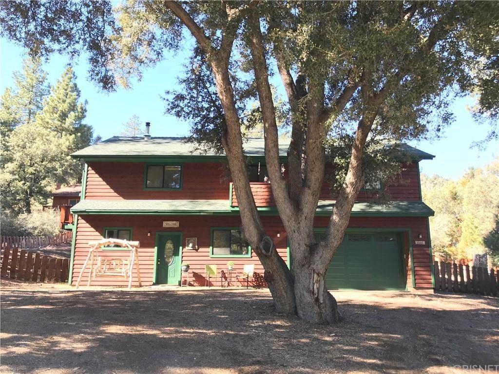 Photo for 1621 FREEMAN Court, Pine Mountain Club, CA 93225 (MLS # SR18009607)