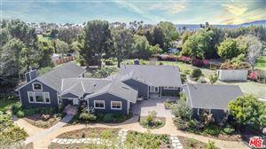 Photo of 6539 WANDERMERE Road, Malibu, CA 90265 (MLS # 18319608)