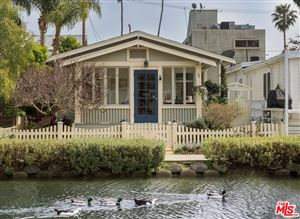 Photo of 412 CARROLL CANAL, Venice, CA 90291 (MLS # 18329608)