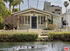 Photo of 412 CARROLL CANAL, Venice, CA 90291 (MLS # 18329608)