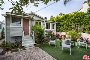 Tiny photo for 412 CARROLL CANAL, Venice, CA 90291 (MLS # 18329608)