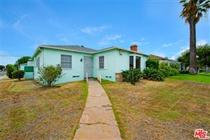 Photo of 1900 South CRESCENT HEIGHTS Boulevard, Los Angeles , CA 90034 (MLS # 18381608)