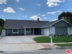 Photo of 6598 TAMARIND STREET, Oak Park, CA 91377 (MLS # 19467608)