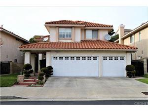 Photo of 19801 SIERRA MEADOWS Lane, Northridge, CA 91326 (MLS # SR18061608)