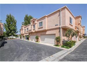 Photo of 25114 STEINBECK Avenue #G, Stevenson Ranch, CA 91381 (MLS # SR18114608)