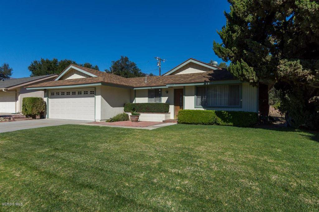 Photo for 1347 MAGNOLIA Drive, Santa Paula, CA 93060 (MLS # 218001608)