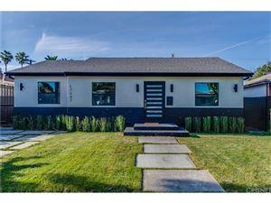 Photo of 17347 BULLOCK Street, Encino, CA 91316 (MLS # SR18108609)