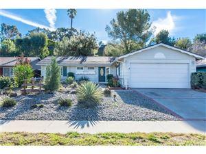 Photo of 23372 ERWIN Street, Woodland Hills, CA 91367 (MLS # SR19007609)