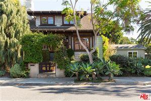 Photo of 706 NAVY Street, Santa Monica, CA 90405 (MLS # 18307610)