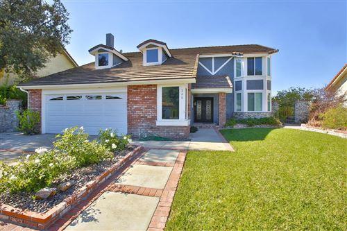 Photo of 349 FOX RIDGE Drive, Thousand Oaks, CA 91362 (MLS # 219012611)