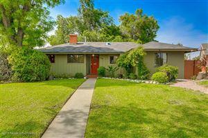 Photo of 1324 ELM PARK Street, South Pasadena, CA 91030 (MLS # 818001611)