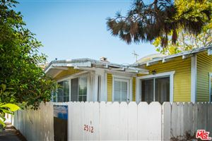 Photo of 2512 OCEAN Avenue, Venice, CA 90291 (MLS # 18339612)