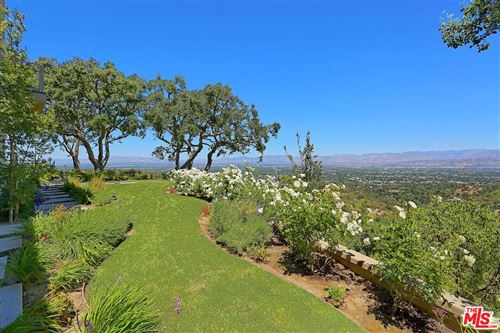Photo of 13331 MULHOLLAND Drive, Beverly Hills, CA 90210 (MLS # 19524612)