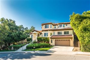 Photo of 818 RIM CREST Drive, Westlake Village, CA 91361 (MLS # 218001613)