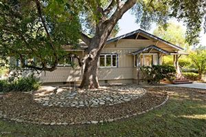 Photo of 804 North MONTGOMERY Street, Ojai, CA 93023 (MLS # 218011613)