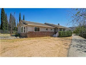 Photo of 33740 KOBE Road, Agua Dulce, CA 91390 (MLS # SR18108613)