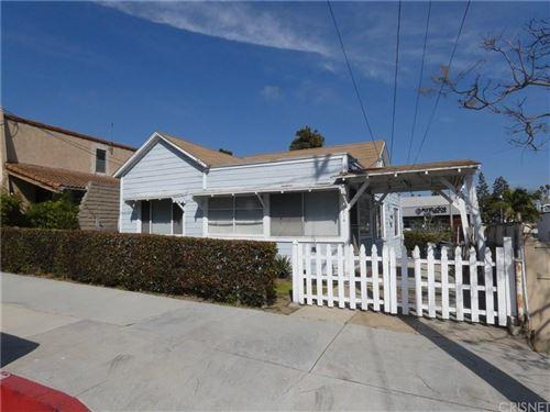Photo of 514 North GERTRUDA Avenue, Redondo Beach, CA 90277 (MLS # SR20040613)