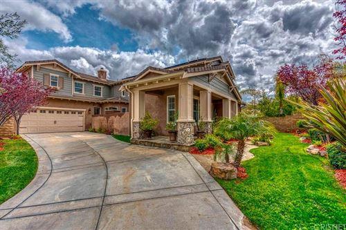 Photo of 25078 COTTON BLOSSOM Lane, Stevenson Ranch, CA 91381 (MLS # SR20061613)