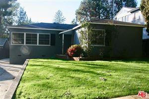 Photo of 1117 HARTZELL Street, Pacific Palisades, CA 90272 (MLS # 18347614)
